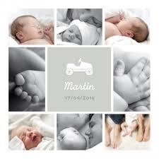 Faire part naissance vistaprint